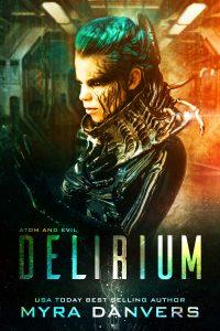 Book Cover: Delirium