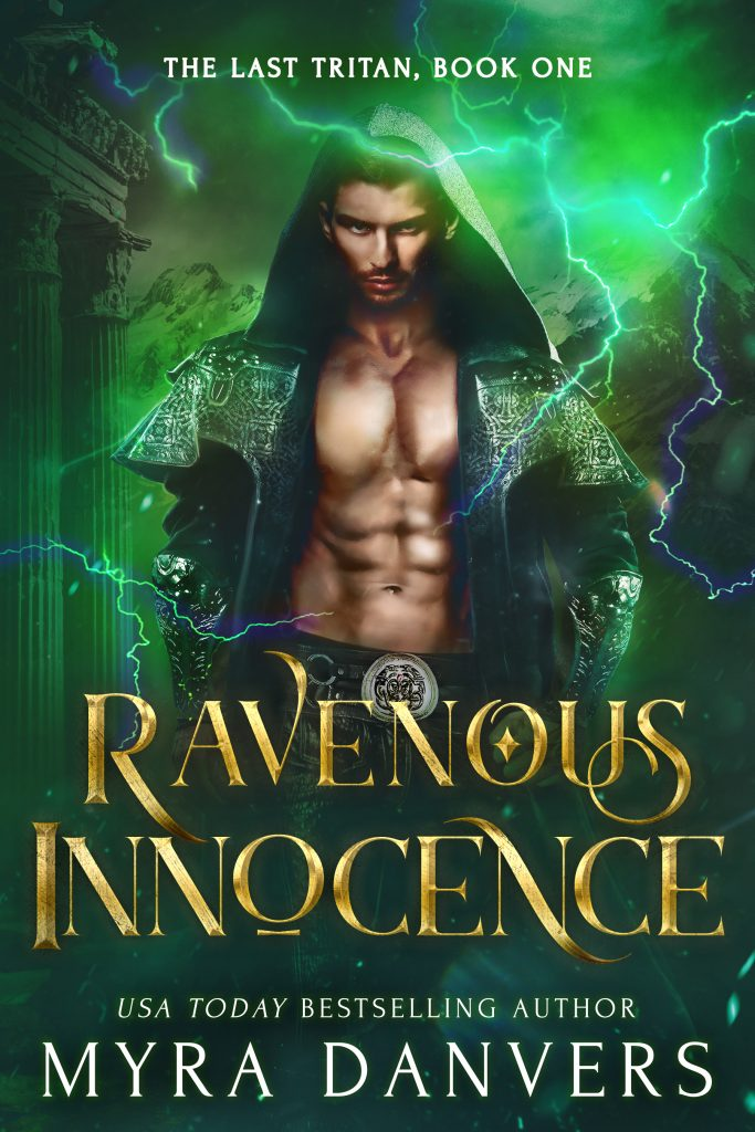 Book Cover: Ravenous Innocence