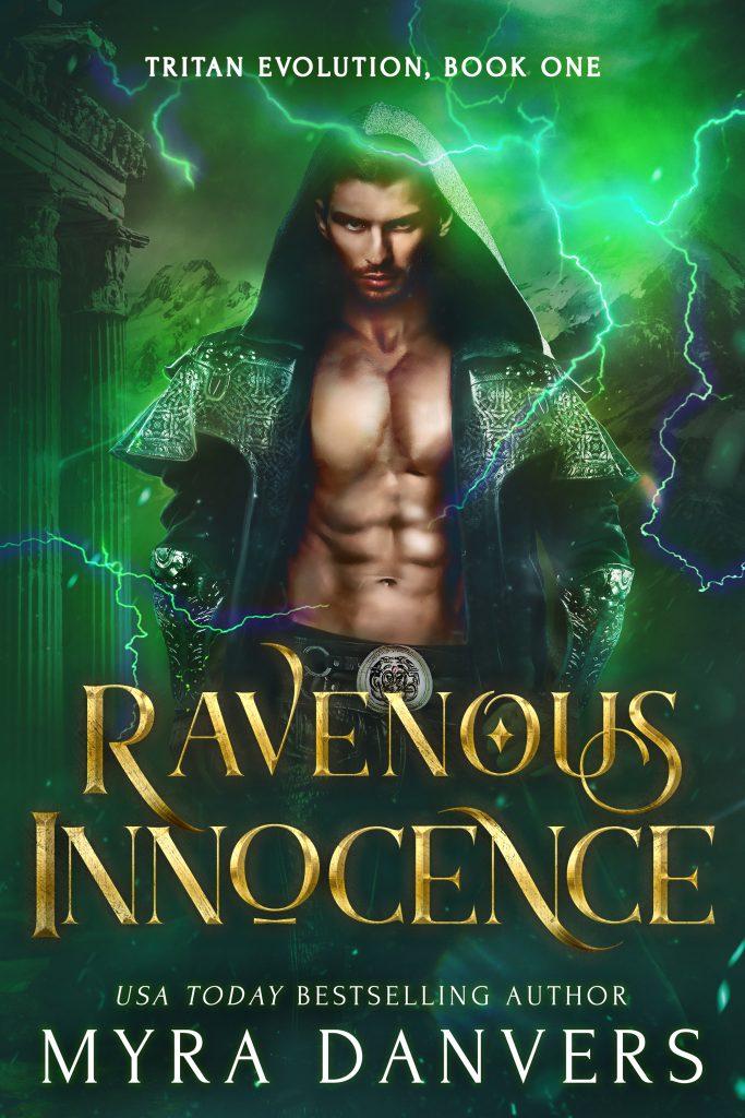 Book Cover: Ravenous Innocence