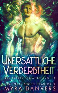 Book Cover: Unersättliche Verderbtheit