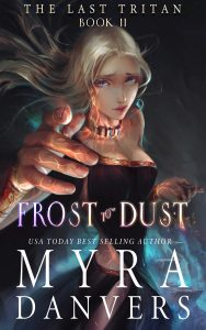 Book Cover: Frost to Dust